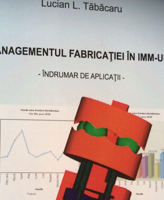 Managementul fabricației în IMM-uri