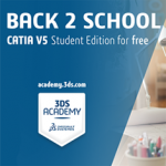 Licențe gratuite CATIA v5